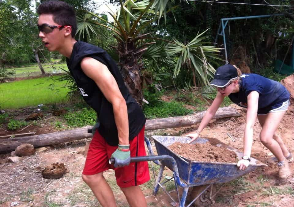 Holiday Jobs in Southeast Asia