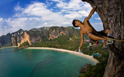 Rock Climbing in Railay