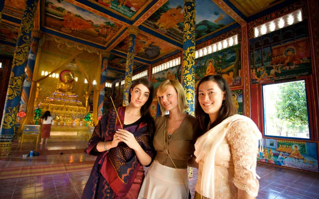Things for Women to do In Southeast Asia