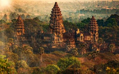 Thailand-Laos-Cambodia Heritage 19days/18nights