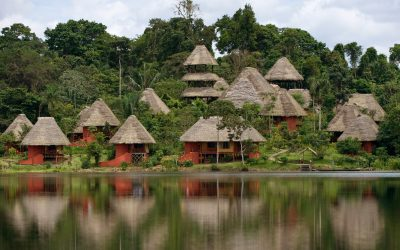 Eco Bungalow Village Stay & Waterfall Trek 2Days