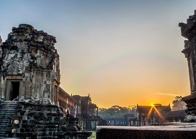 angkorwat at sunrise -Adventure Asia Travel