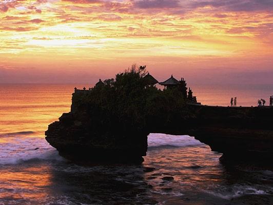 Indonesian Beach Tour 14Days/13Nights