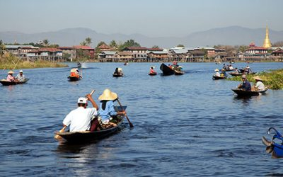 Irrawaddy River Cruise Tour Myanmar-15 Days