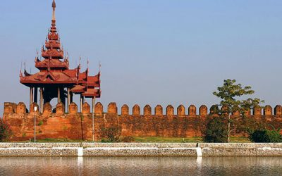 Myanmar Cycling Tour 6Days/5Nights