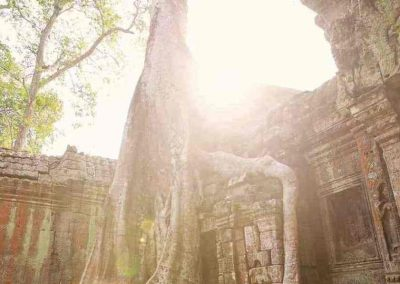 ta-prohm-sunrise -Adventure Asia Travel
