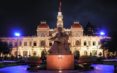 Vietnam City Life Tour 10Days/9Nights