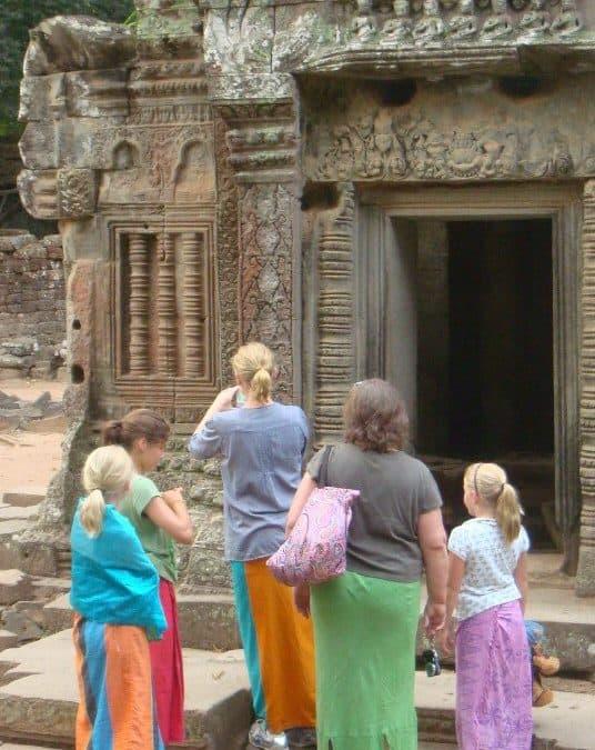 Siem Reap Family Tour 6Days/5Nights