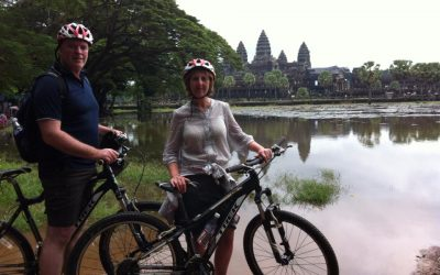 Cambodia-Angkor by Bike Adventure 3Days