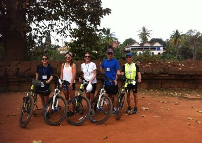 Bile-Cycle-Angkor-Siem Reap-Cambodia-Sotheast Asia