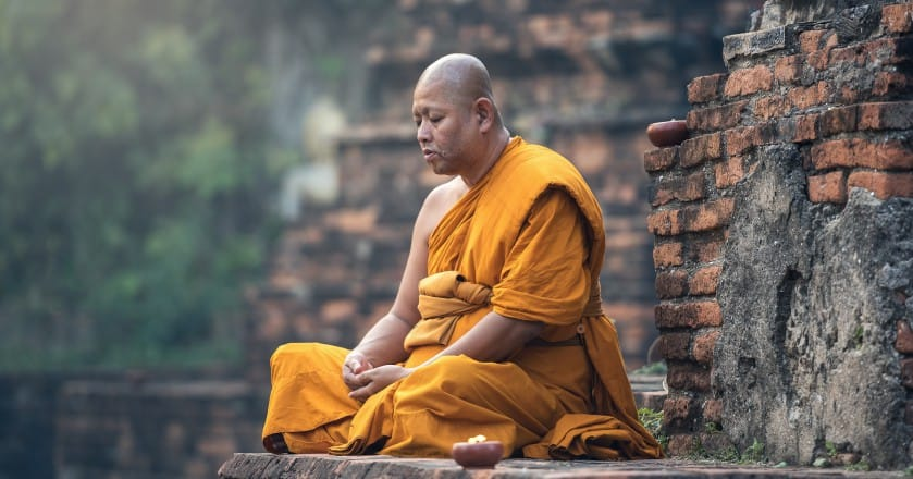 Life as a Monk 3Nights/4Days