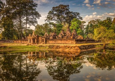 The-ruin of -Banteay-Srei Adventure asia travel