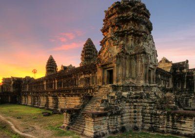 Wat-Angkor Siem Reap