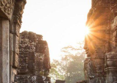 angkor-thom-bayon temple -siem reap