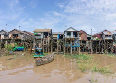 cambodia-stilt -house
