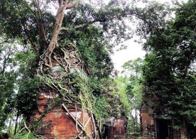 siem-reap-koh ker-kampong thom -cambodia