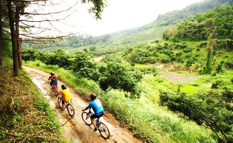Chiang Mai Bicycle Tour – 4 Days/3 Nights