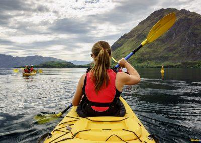 Travel-kayaking ASIA