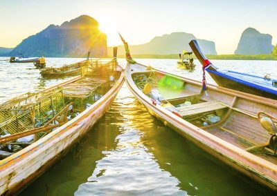 beautiful-silhouette-sunset-thailand
