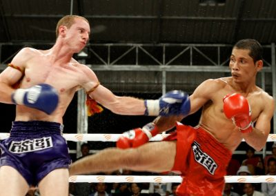 Khmer -Boxing- Sport
